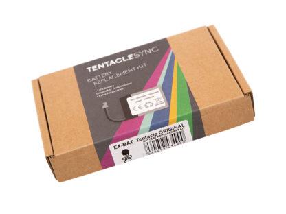 Battery Replacement Kit Tentacle Original Packaging