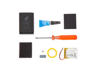 Battery Replacement Kit Tentacle Original - Contents