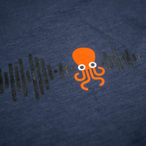 Tentacle T-Shirt detail
