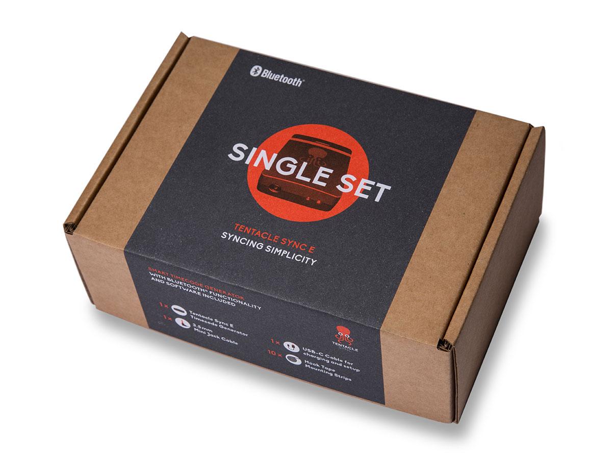 Tentacle Sync E - Single Set - Packaging