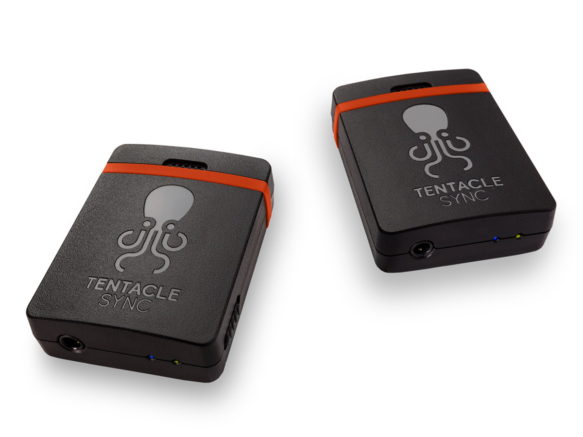Tentacle Sync E - Standard Set - Bluetooth Timecode Generator