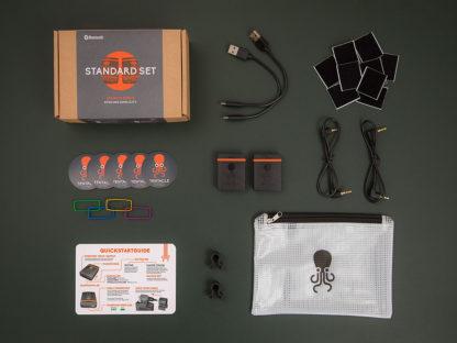 Tentacle Sync E - Content - Standard Set