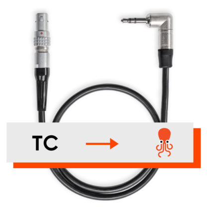 LEMO 5-pin to Tentacle cable