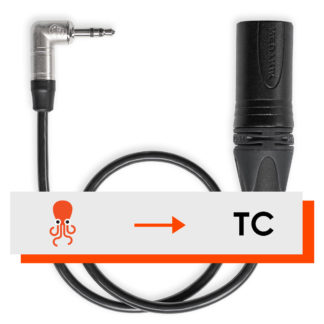 Tentacle to XLR cable