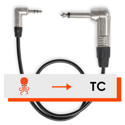 Tentacle to 6.3mm jack cable