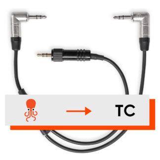 Tentacle Bodypack Y-Adapterkabel