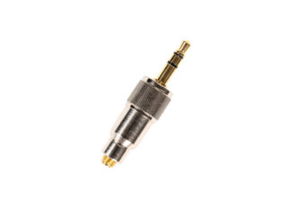 Microphone adapter lavalier to mini jack