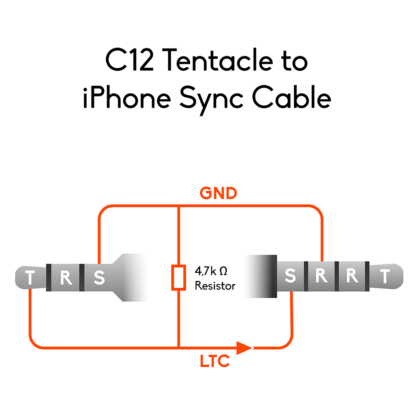 Wiring of 3.5mm mini jack (3-pin) to 3.5mm mini jack (4-pin) connector